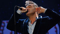 Morrissey hits out at Brit Awards
