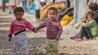 Britain 'should open doors to Syria refugees'