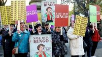 Government backs down on gambling law after bingo player protest