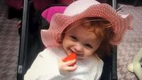 Toddler Santina Cawley died from traumatic brain and spinal cord injuries, inquest told