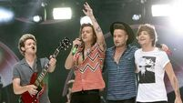 One Direction star drank to deal with workload