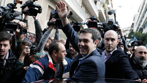 Syriza say they can win outright majority