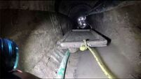 Quirky World: Tunnel vision lands drug smuggler in hot water