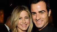 Jennifer Aniston and Justin Theroux's big day in Bel Air
