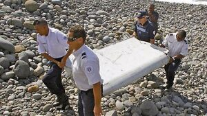 Relatives suspect plane debris could be 'fake'