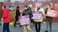 Exam students in limbo after ASTI ballot result