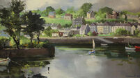 Kenneth Webb work among Irish art at specialist auctions