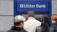 Ulster Bank to shed 50 jobs in restructuring