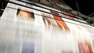 Newspaper ad spend climbs 4% annually