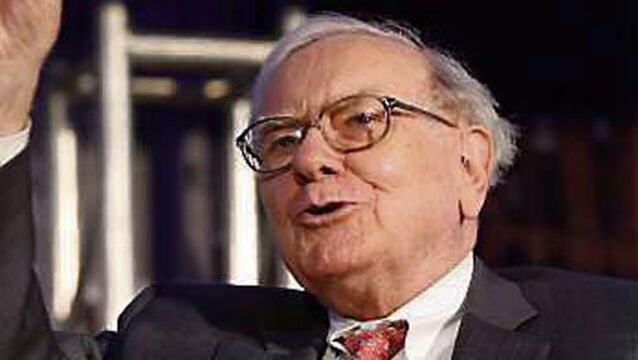 Food for thought: Buffett model will take time to digest