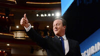 David Cameron in pledge to first-time UK buyers