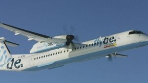 Flybe shares slump 20% as passenger revenue falls