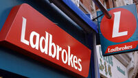 Ladbrokes up 20% on Gala Coral talks