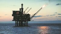 Brent crude oil price upturn stalls at $40