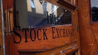 Irish Stock Exchange sees steady growth in 2014