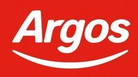 TV sales slump hits Argos