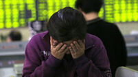 Chinese markets 'seizing up' as investors hit panic button