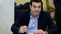Alexis Tsipras confident of EU deal before cash runs out