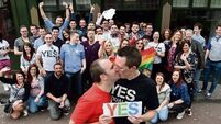 'Let's celebrate the next generation of Irish people who can marry whomever they love'