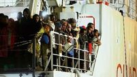 The growing tide of misery in the Med