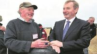 Ploughing Championships 2015: Crouch, bind, set: Politicians line out for championships scrum