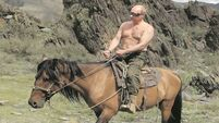 The man of action, Vladimir Putin, may find himself unseated