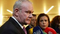 Journalists failing to take on Martin McGuiness with vital questions