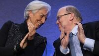Delighted our endurance is winning IMF plaudits