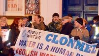 Water protests are as ridiculous as a TV sitcom long past its best