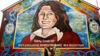 Telling both sides of Bobby Sands' story