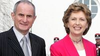 It's a pity Mary McAleese didn't air her views on Presidential age