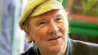 Liam Clancy: Playing to a full house
