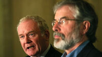 Adams and McGuinness' positions should come with transparency
