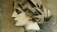 Actress Maire Nic Shiubhlaigh played an important role in the Easter Rising