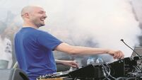 Paul Kalkbrenner is putting a real live twist on his DJ sets