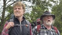 Robert Redford walks a mile in Bill Bryson's shoes in new movie