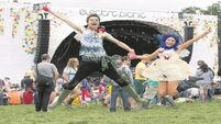Behind the scenes of Electric Picnic