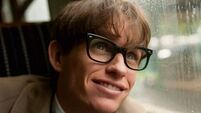 Redmayne goes from strength to strength with new Hawking biopic