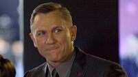 Showbiz round-up: Daniel Craig just wants a quiet drink