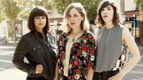 SleaterKinney: Reunited and ready to rock
