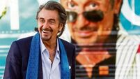 Al Pacino: Happy to act his age