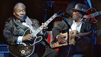 Tributes paid to 'King of the Blues' BB King