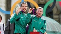 Paddy Barnes hoping to seal deal in Maiquetia