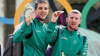 Tickets to Rio for Paddy Barnes and Michael Conlan