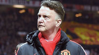 TERRACE TALK:  Manchester United - The Louis Van Gaal 'United enigma' is surely over now