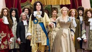 Alan Rickman has gone from Dev to Versailles