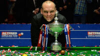 Stuart Bingham claims world snooker title in classic