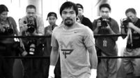 Vanquished Manny Pacquiao facing layoff and sanction over shoulder saga