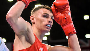 McComb turns on the power to secure another Irish medal in Baku