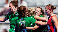 WATCH: Ireland on brink of historic Olympics qualification